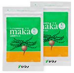 【送料無料】ヤマノ・JAS認定有機マカ お得用パック2袋セット